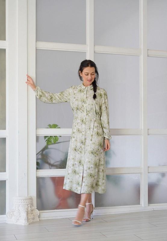 ♡ Платье-рубашка! ♡ от Fibber