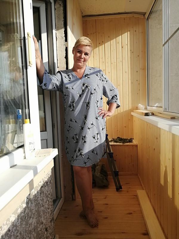 Платье налето от Елена  Никитенко