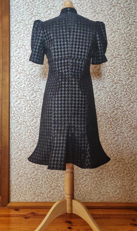 Эксклюзив. Платье-колокольчик от Натали