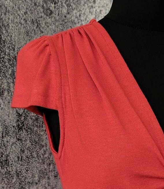 Платье «Глубокий коралл» от indikate_atelier