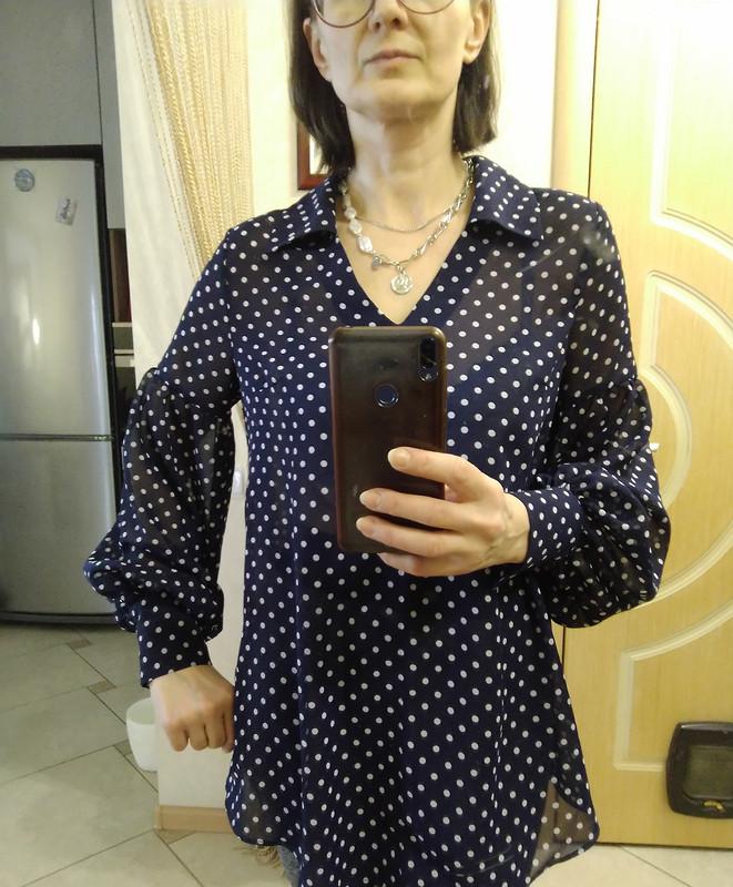 Блузка шифоновая от olgaskiba