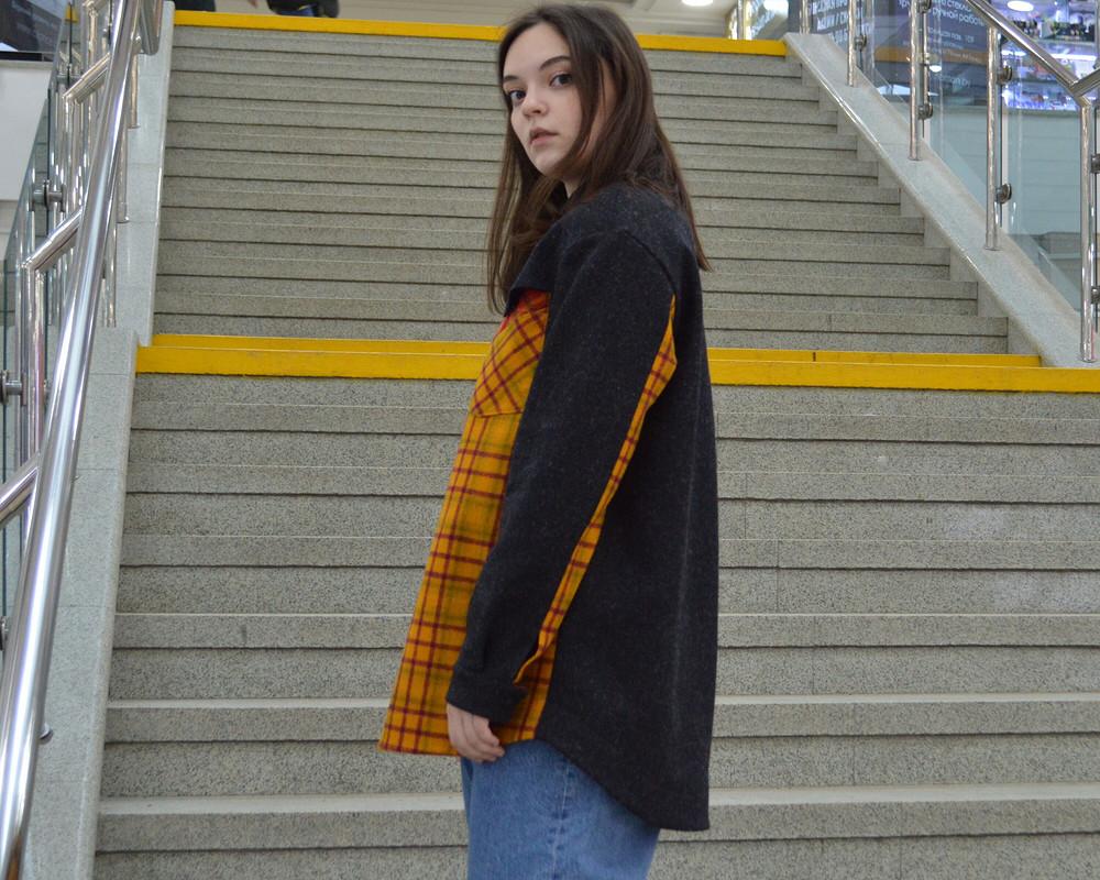 Рубашка-пальто от Алька_04