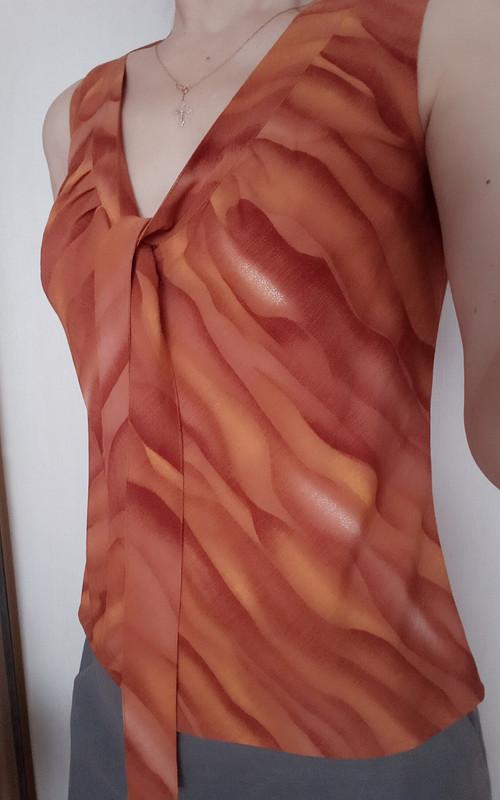 Блузка «Рыжее лето» от NatalyaM1971