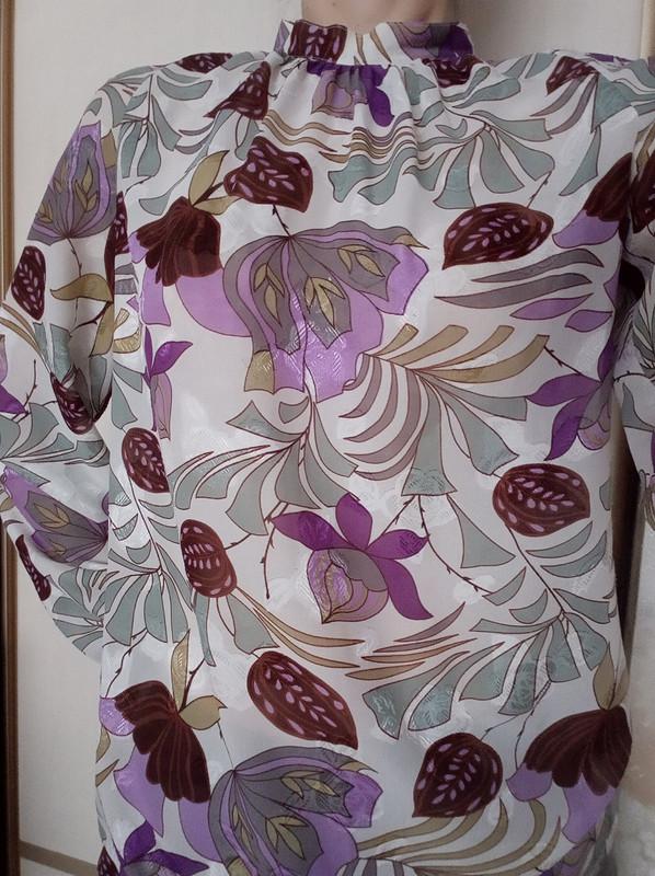 Блузка вместо платья от NatalyaM1971