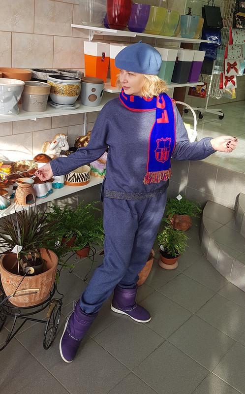 Спортивный костюм от Maritravells