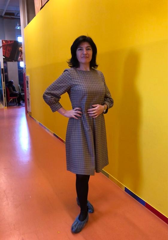 Очень комфортное платье от Phiola