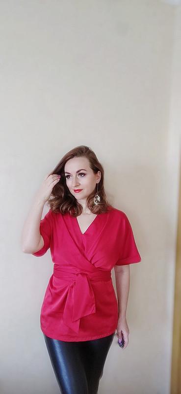Блузка «Моя Валентинка!» от colorful.mi