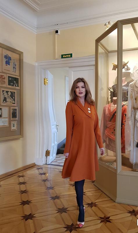 Платье изджерси от Maruch