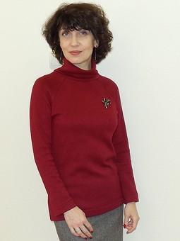 Работа с названием Утепляемся! Пуловер