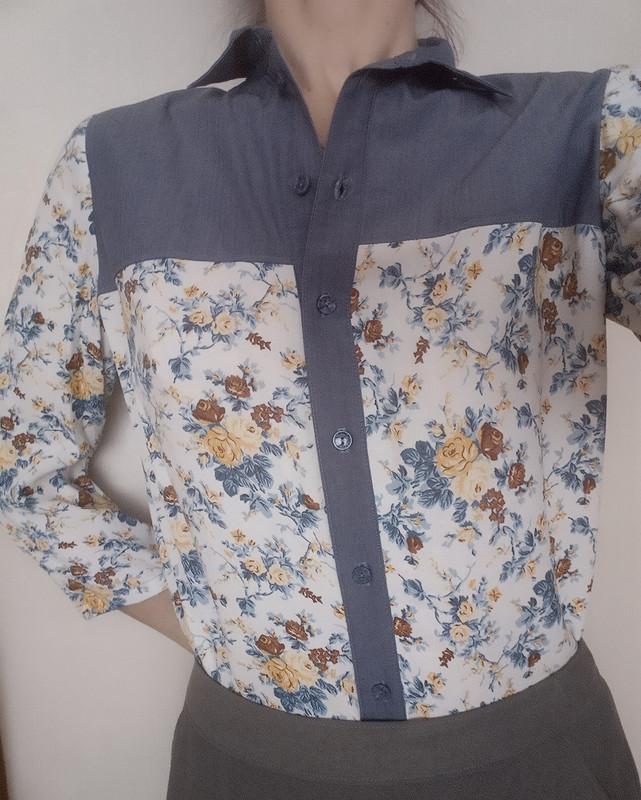Блузка изостатков 2 от NatalyaM1971
