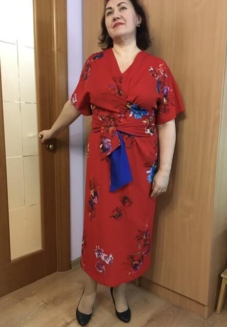 Платье гейши)) от Panilena