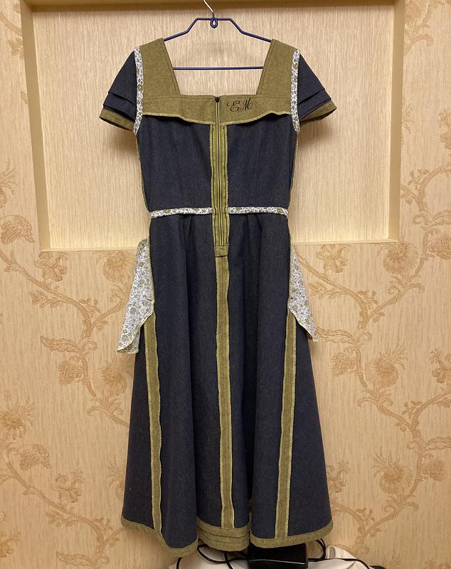 Платье «Бронежилет» от Elena Prokofeva