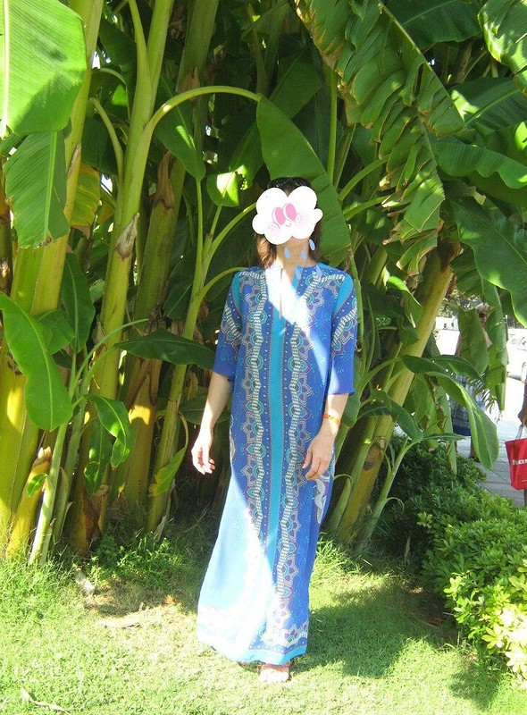 Платье из1,5 платочка от NatalyaM1971