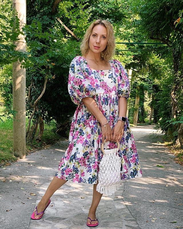 Платье + авоська от Eliza_feya
