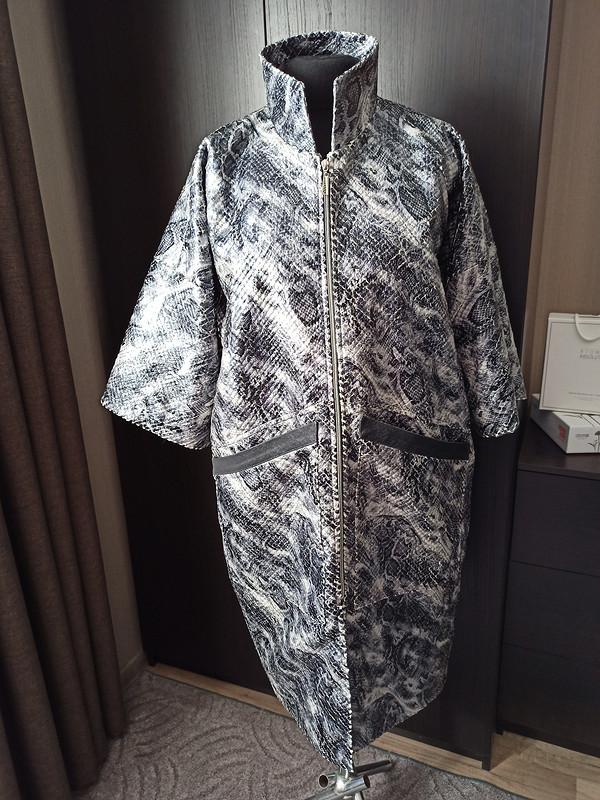 Пальто «Космический скафандр подзмею» от Galinazima