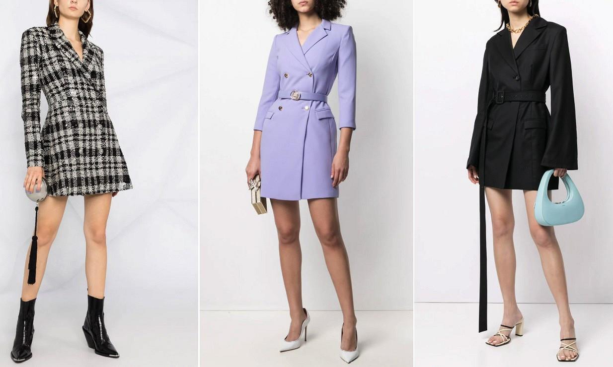 Платья навесну: 5 актуальных вариантов этого сезона