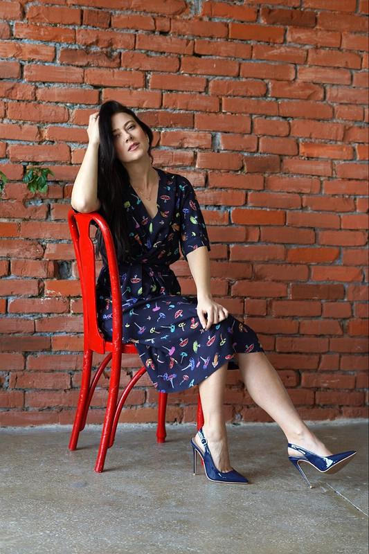 ♡ Платье сзавязками ♡ от Fibber