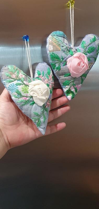Сердечки. Подарки своими руками от Анжелика   Ильина