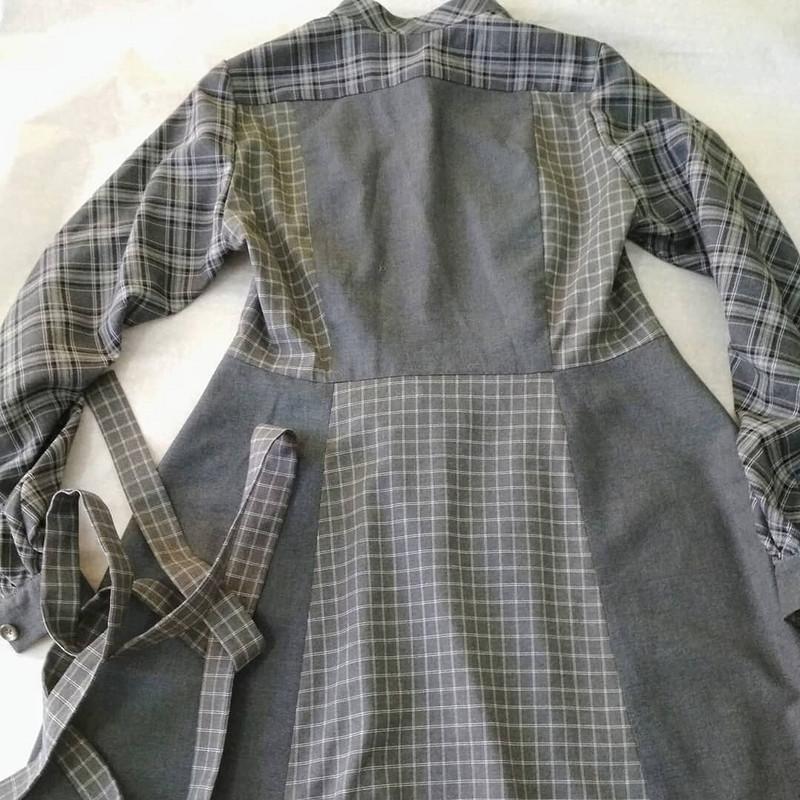 Платье «Любителям пэчворка» от MilaBort