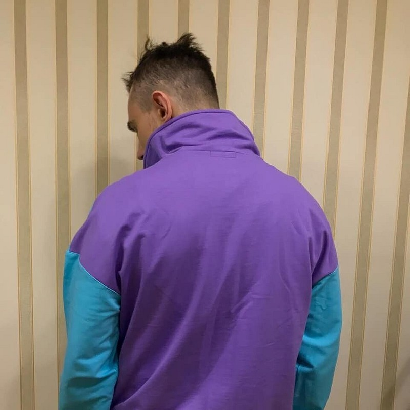 Пуловер унисекс от MilaBort