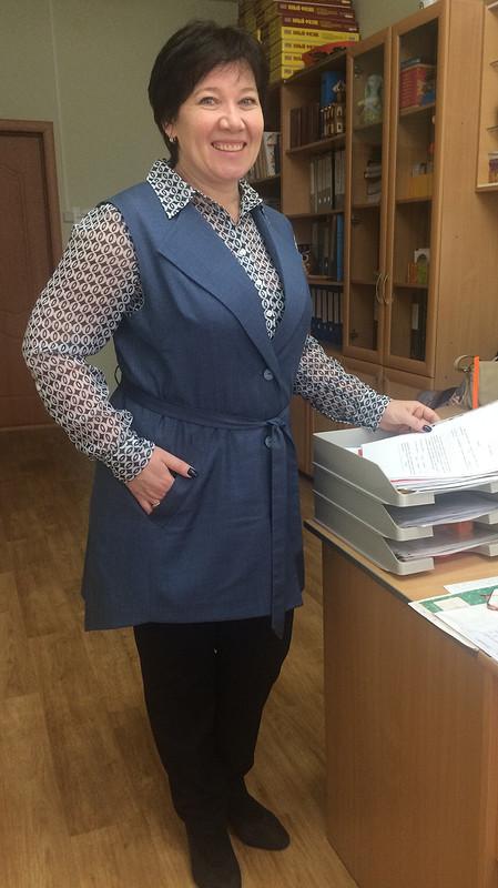 Жилет длясестры от MilaYa-LudmilaYa