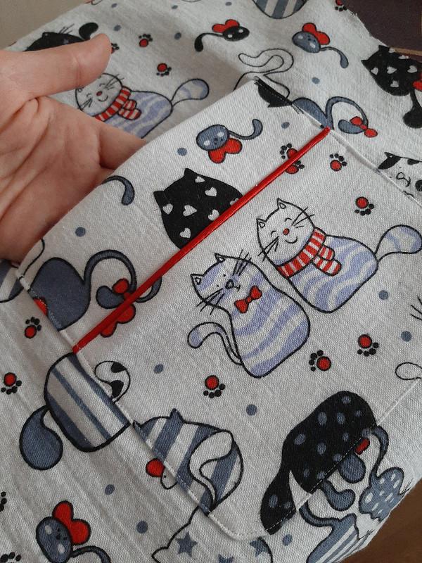 Пижама изфланели скотятами от Alexandra1408