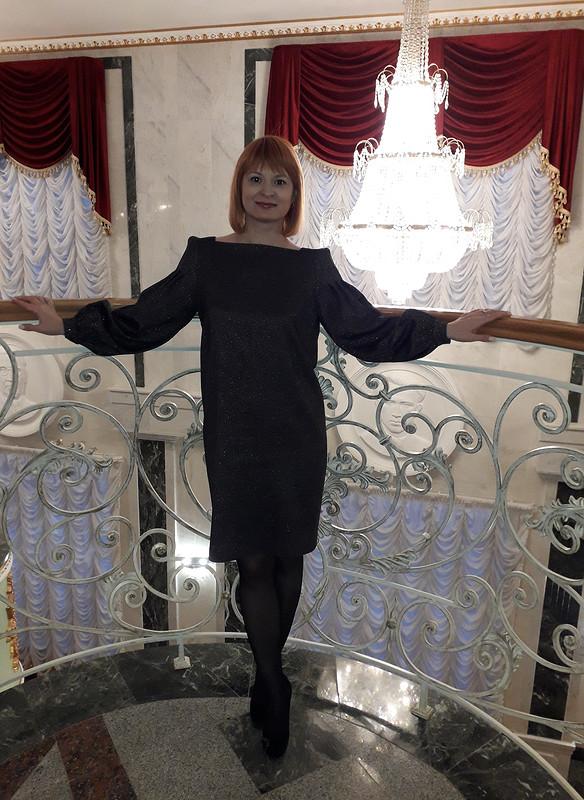 Платье навыход от OlgaTolstova_