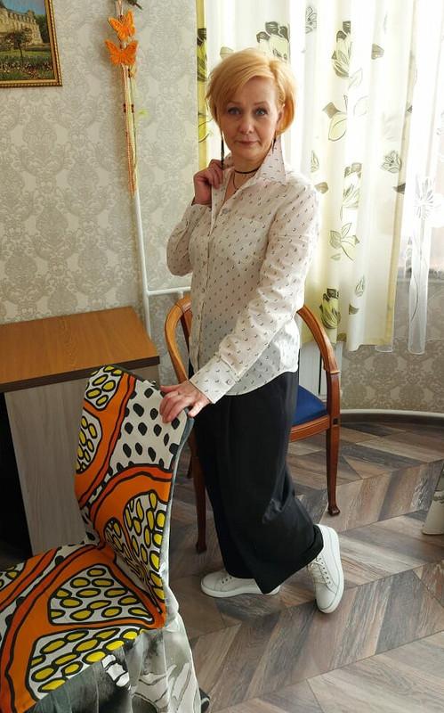 Блузка избатиста от OlyaTychinina