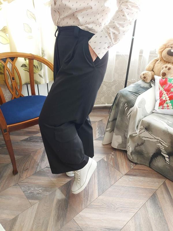 Двойка: брюки ижилет от OlyaTychinina