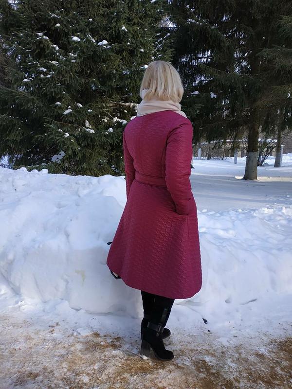 Пальто от Okssana2016