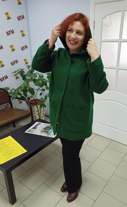 Пальто «Пальтишко» от Galinazima