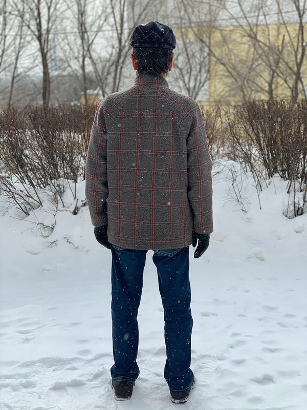 Мужская куртка от Glance2