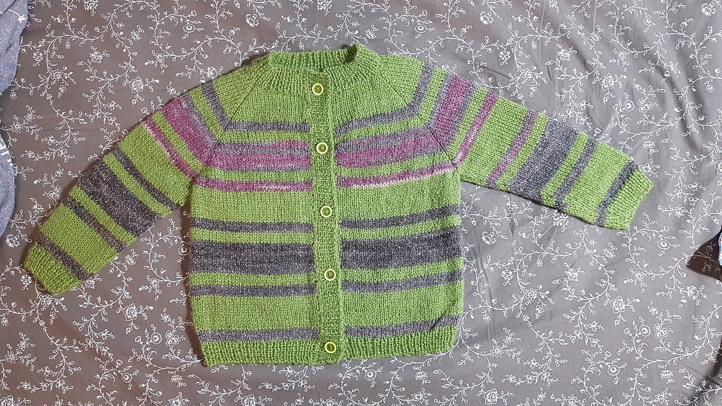 Пуловер+шапка+кардиганы от SiyukhovaAminet