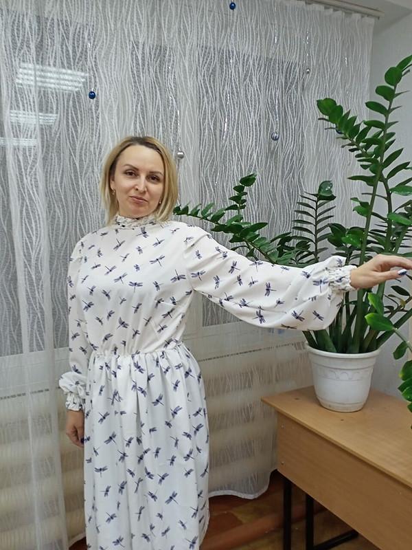 Платье встиле бохо от Маруся