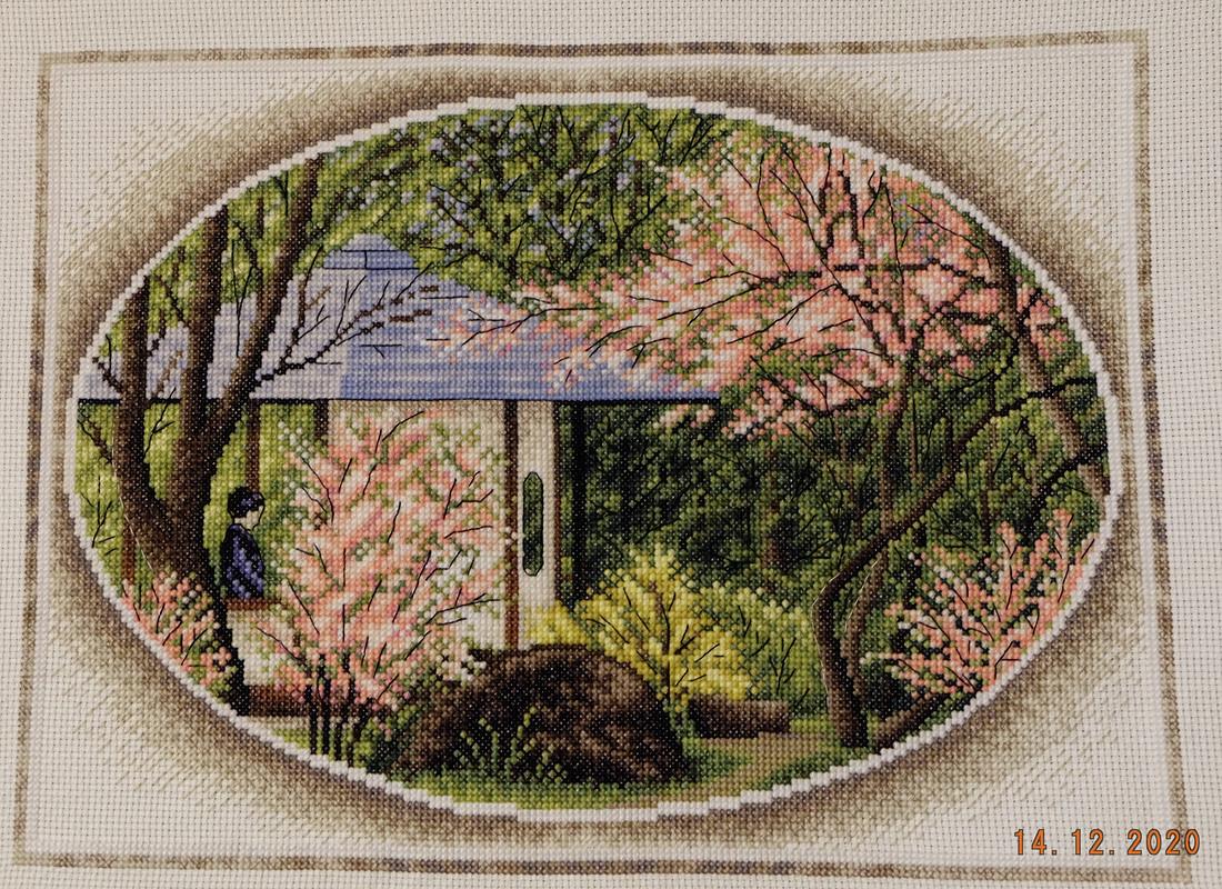 Чайный домик. от I-ri-na
