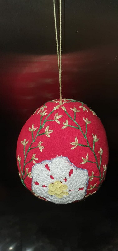 Пасхальные яйца от Анжелика   Ильина