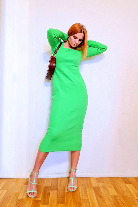 Платье от Курганова