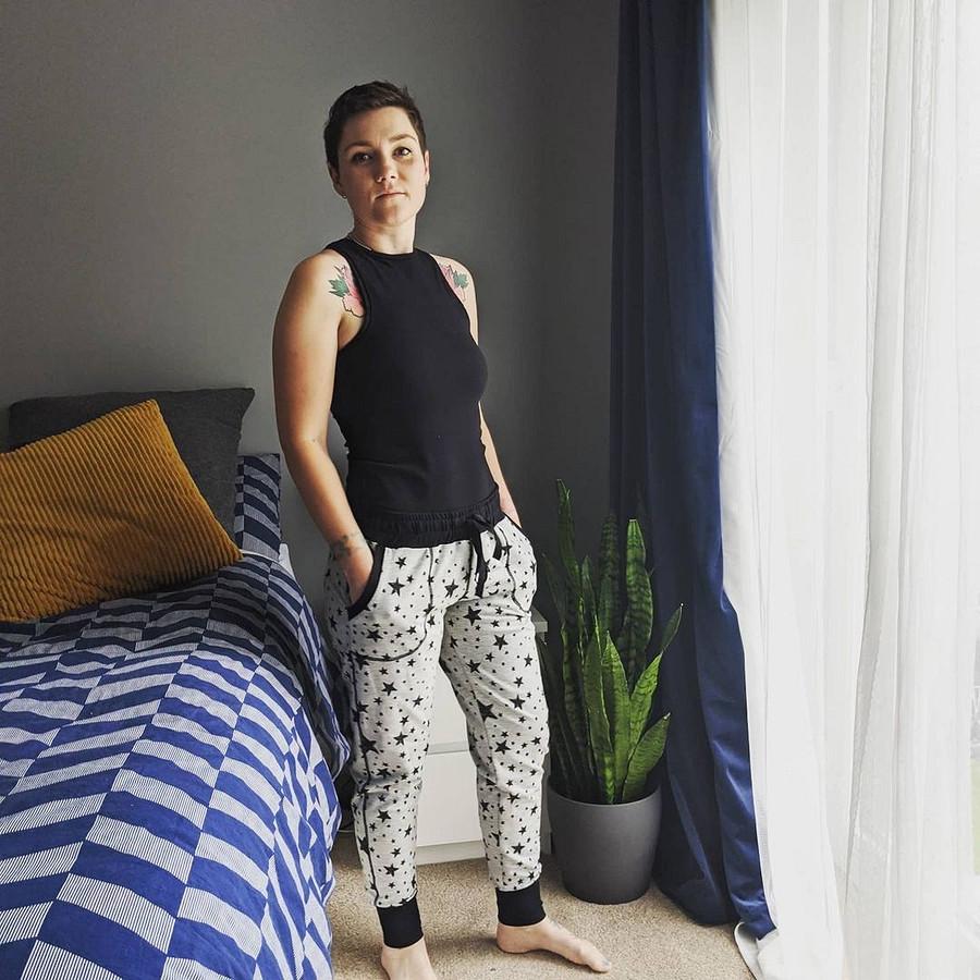 Люблю шить бельё икорсеты: швейный instagram недели
