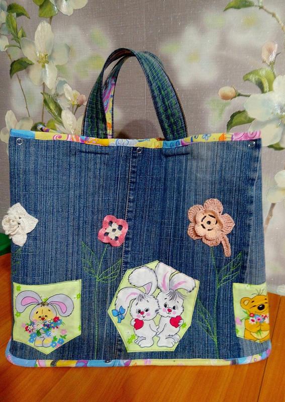 «Корзино-сумка!» от Elvira_Shalagina