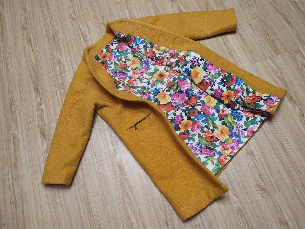 Тёплое пальто длязолотой осени от Елена Мамонтова