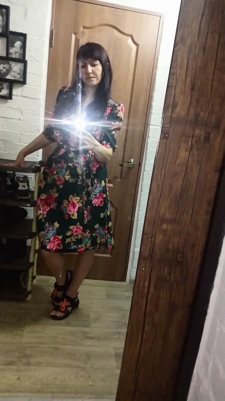 Платье-халат от Вероника Вероника
