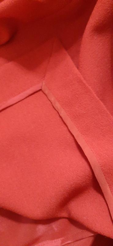 Красное платье от Kirolga