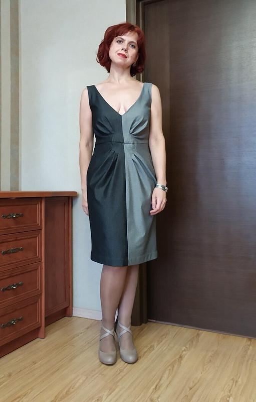 Платье «Тёмное...Светлое...Муки выбора» от Елена Мамонтова