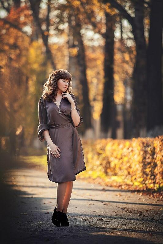 Платье назапах от MilAnna