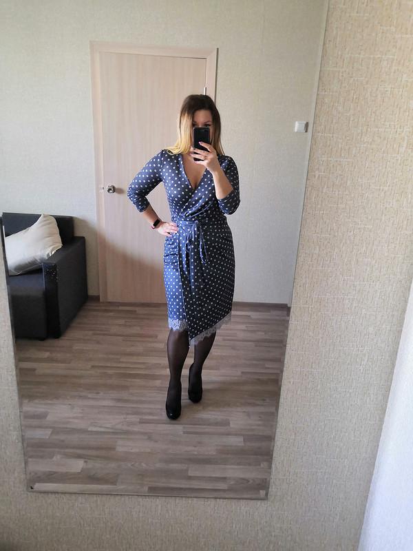Платье-халат от Nafanya
