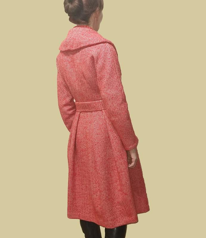 Винтажное пальто от Maria_lo