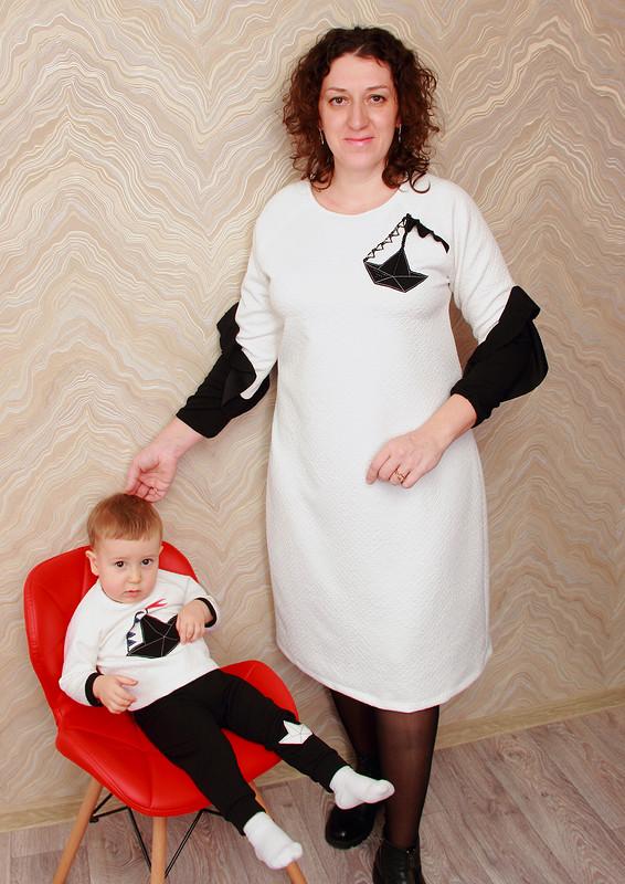 Платье  - семейный выход от Мария_ИТД
