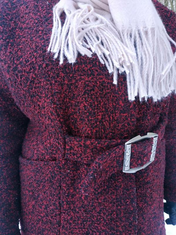 Пальто 103 из9/2007 от Okssana2016