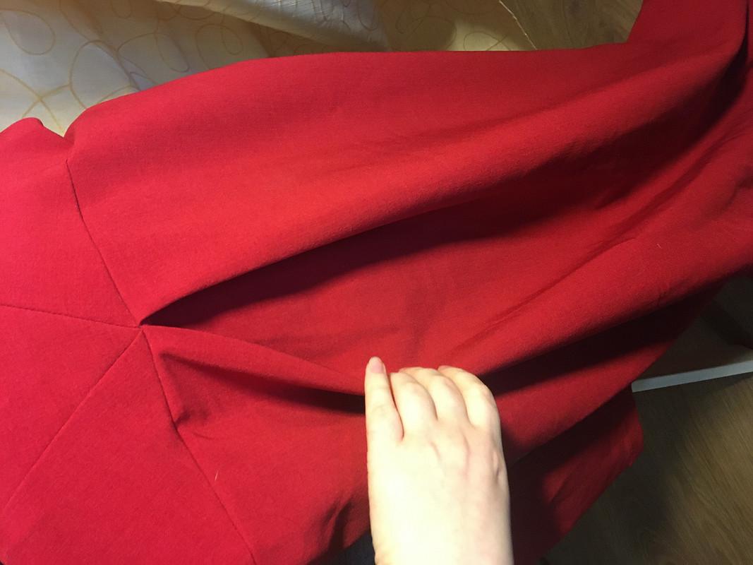 Платье «Алый дебют» от lankotel