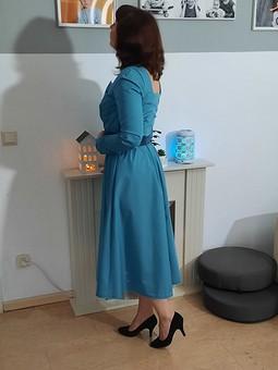 Работа с названием Платье 107
